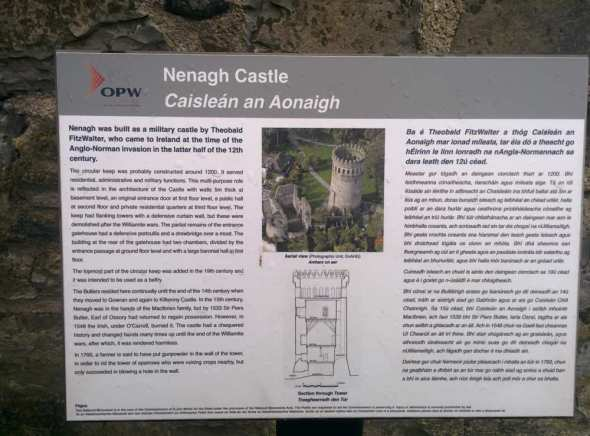 Nenagh Castle Tourist Information