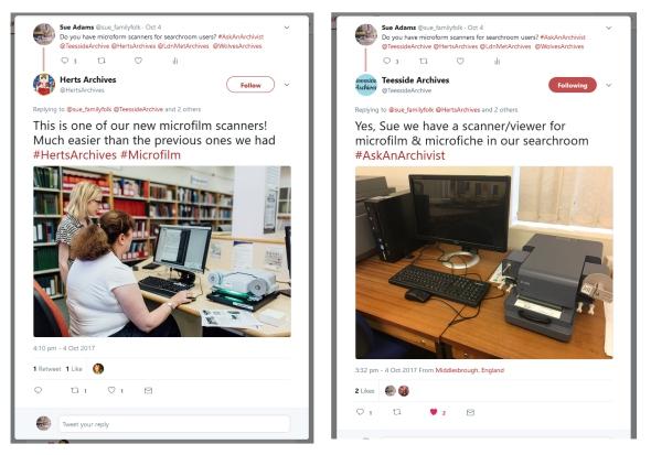 digital scanner twitter screenshots